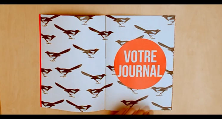 Trailer du journal La Pie – La Pie prend son envol