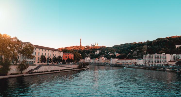 Portrait de barge – Plongeon dans le Rhône