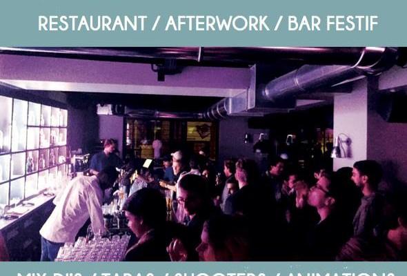 Le Got Milk – Restaurant, Afterwork, Bar Festif