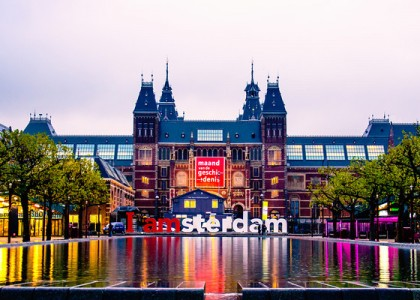 La Pie Voyageuse – Amsterdam
