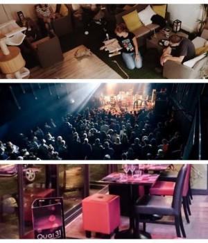 Un bar, une boîte, un restau #3