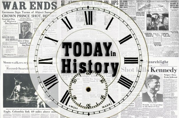 Today in history : le 16 mars