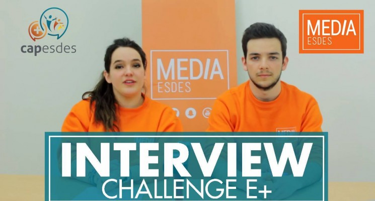 l'interview du Challenge E+