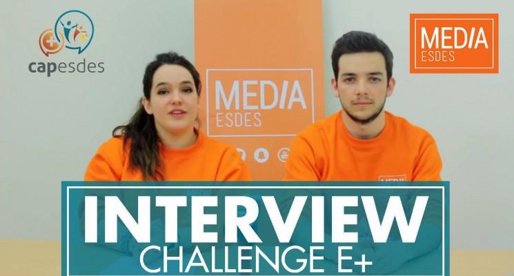 l'interview du Challenge E+