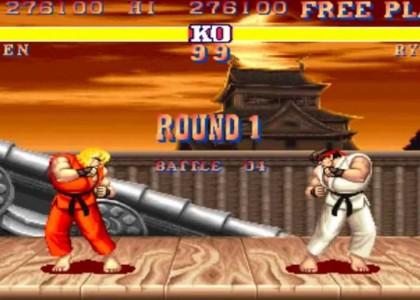 Geektime – Street Fighter