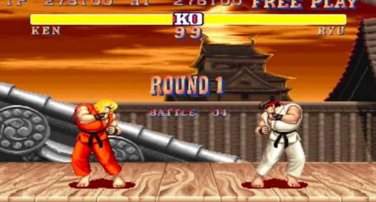 Geektime – Street Fighter
