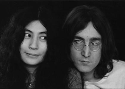 Yoko Ono à Lyon