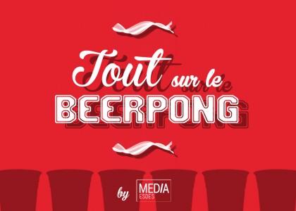Beer pong : les règles officielles dévoilées !