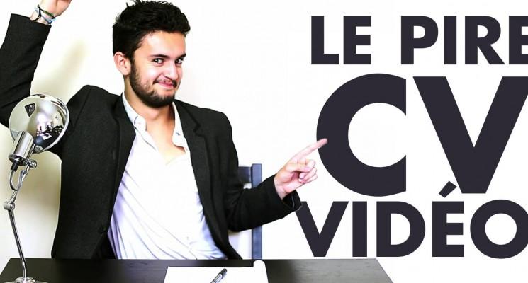 Le pire CV vidéo