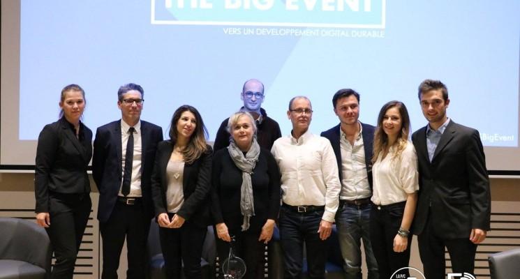 Conférence – Développement Digitale et Durable