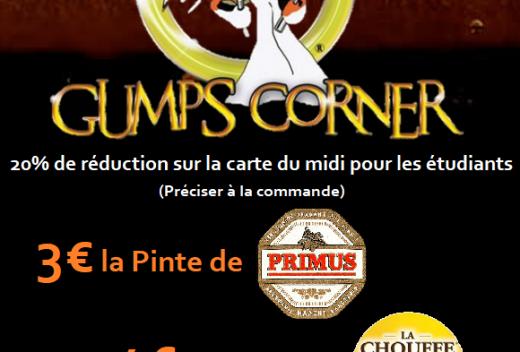 Gump's Corner