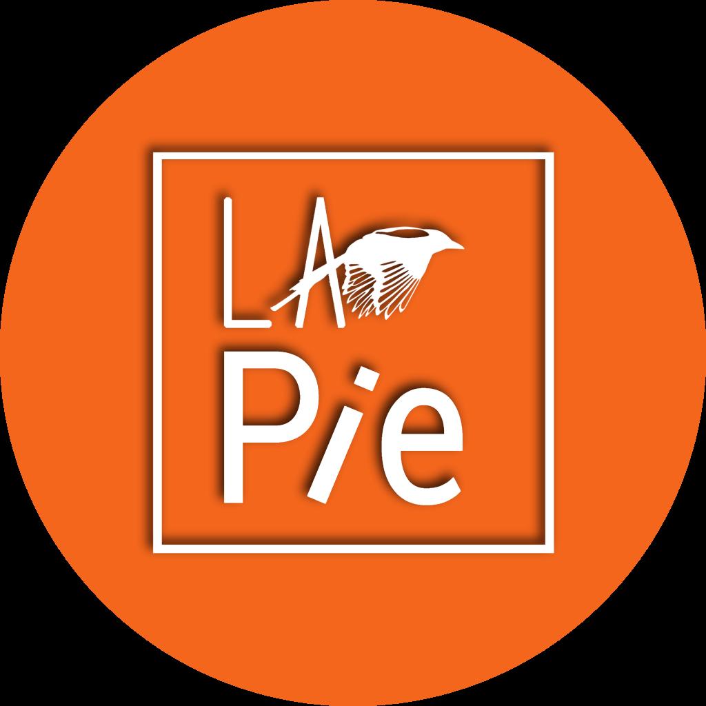 Journal La Pie - Logo