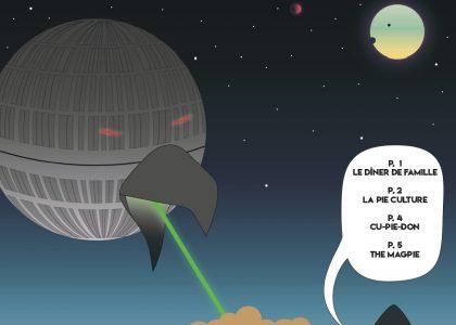 La Pie #34 enfin disponible en version téléchargeable !